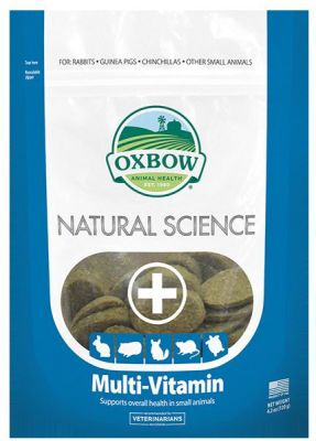 Oxbow Natural Science Multi Vitamin - Ziprar.com