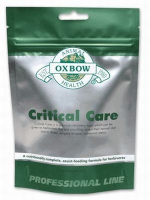 Oxbow Critical Care 36 gr - Ziprar.com