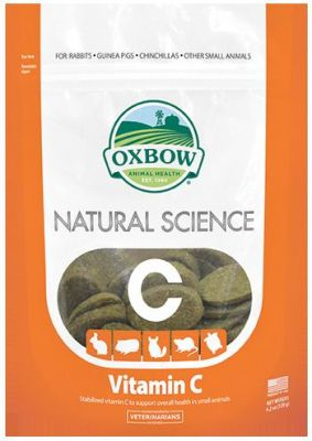 Oxbow Vitamina C Natural Science - Ziprar.com